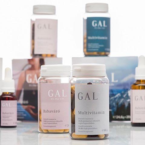 GAL It's Our Life Vitaminok, ásványi anyagok, mikro-tápanyagok