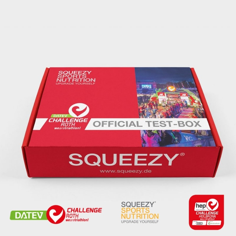 squeezy challenge triatlon test box